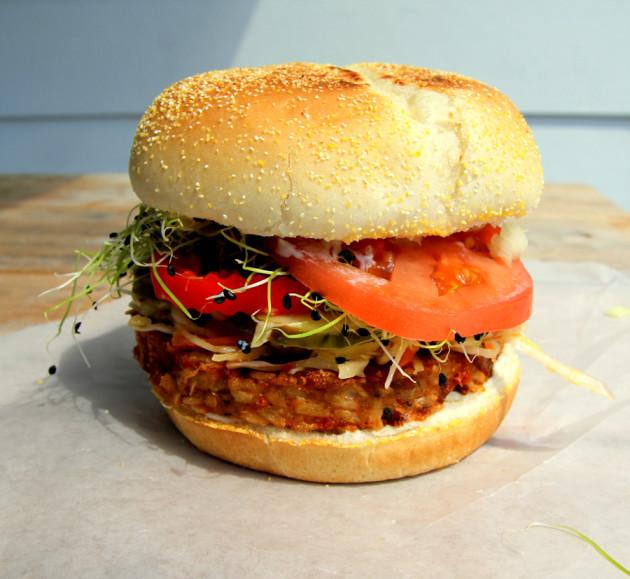 hamburger-veggie